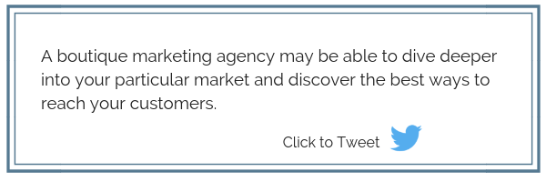 Marketing Agency Options
