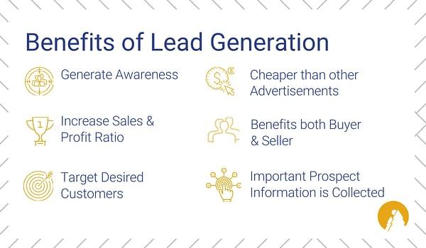 Benefits of Lead Gen