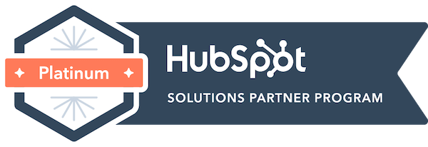 Platinum HubSpot Solutions Partner