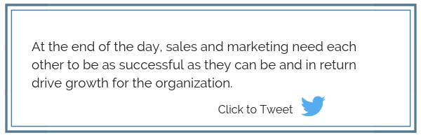 Working with a Digital Marketing Agency can Align Your Sales and Marketing Team