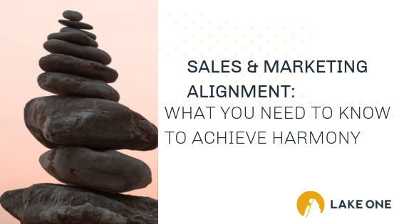 sales and marketing alignment guide