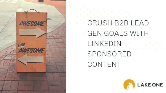 LinkedIn B2B Lead Gen