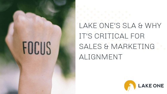 Sales and Marketing Alignment SLA