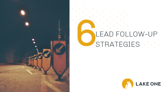 Lead Follow-Up Strategies