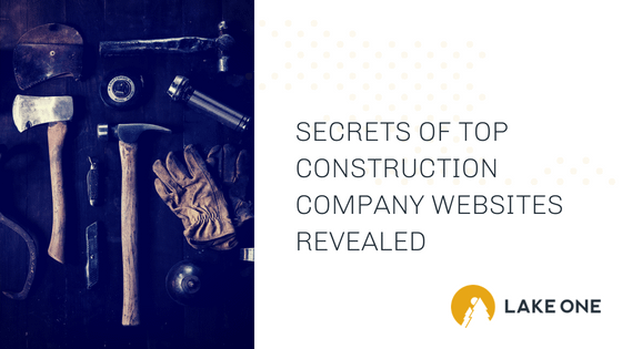 Top Construction Websites