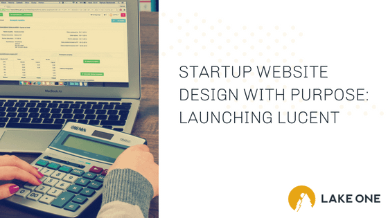 Startup Website Design With Purpose