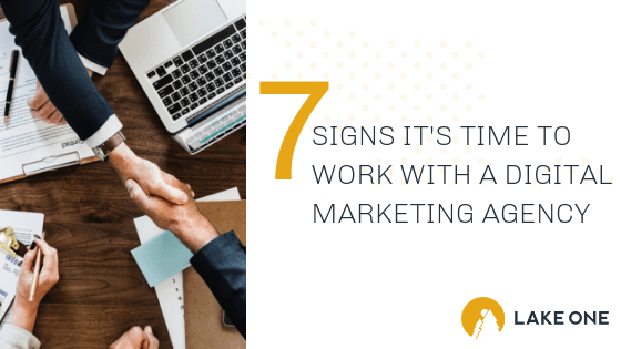 How to Know When to Partner With a Digital Marketing Agency