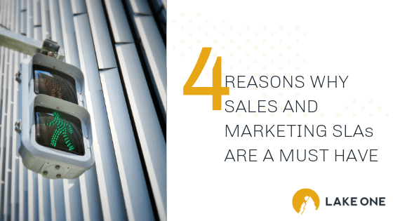 Why Sales & Marketing SLAs Are a Must
